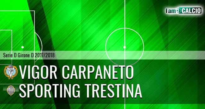 Vigor Carpaneto - Sporting Trestina