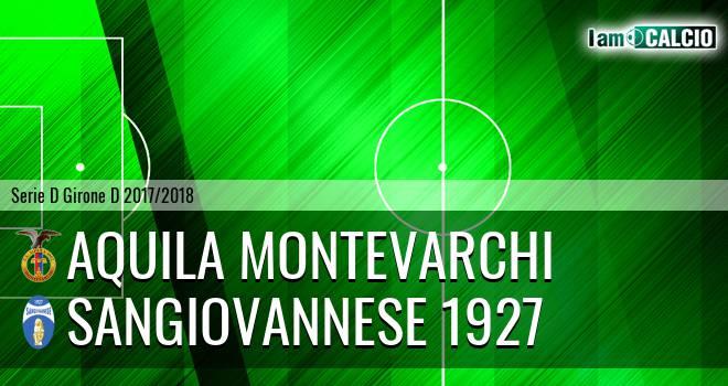 Aquila Montevarchi - Sangiovannese