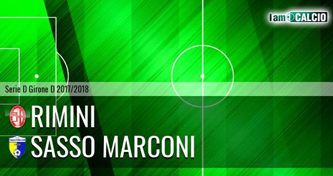 Rimini - Sasso Marconi