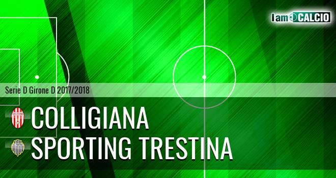 Colligiana - Sporting Trestina