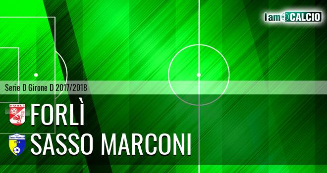 Forlì - Sasso Marconi