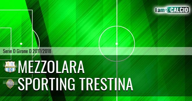 Mezzolara - Sporting Trestina