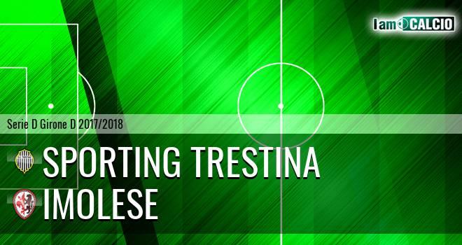 Sporting Trestina - Imolese