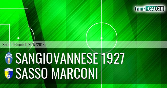 Sangiovannese - Sasso Marconi