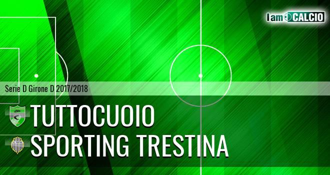 Tuttocuoio - Sporting Trestina