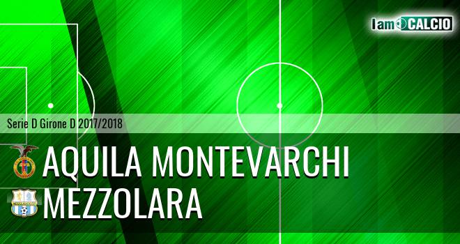 Aquila Montevarchi - Mezzolara