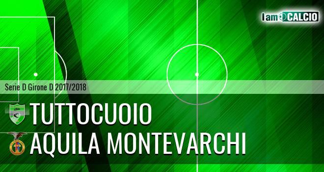 Tuttocuoio - Aquila Montevarchi