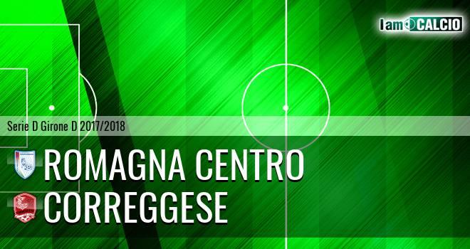 Romagna Centro - Correggese
