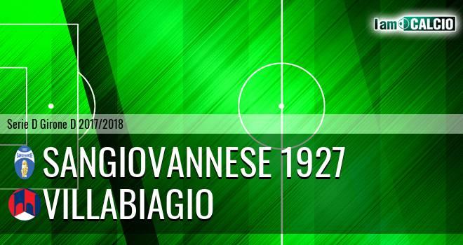 Sangiovannese - Villabiagio