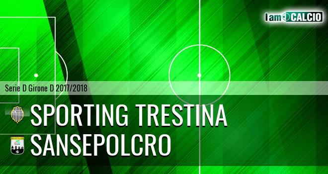 Sporting Trestina - Sansepolcro