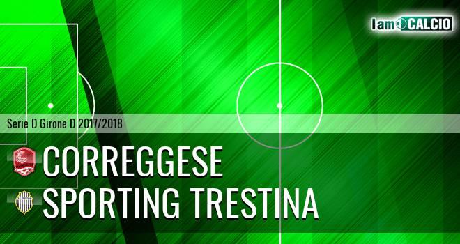 Correggese - Sporting Trestina