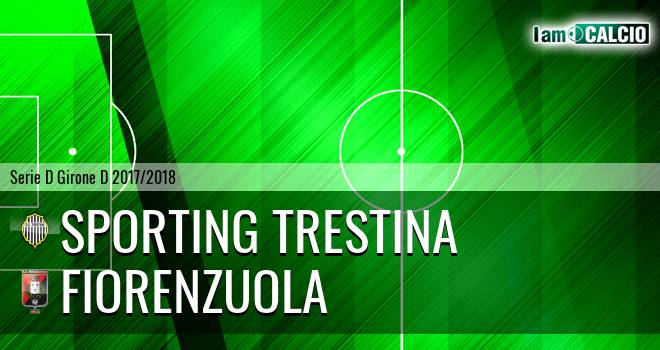 Sporting Trestina - Fiorenzuola