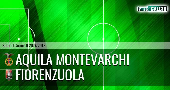 Aquila Montevarchi - Fiorenzuola