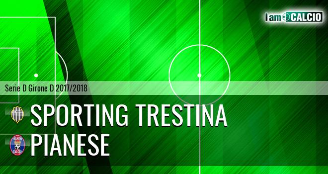 Sporting Trestina - Pianese