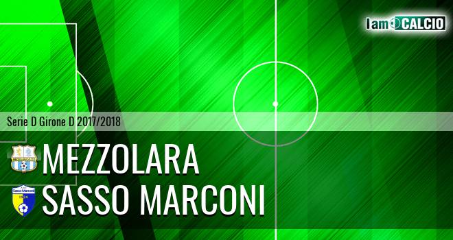 Mezzolara - Sasso Marconi
