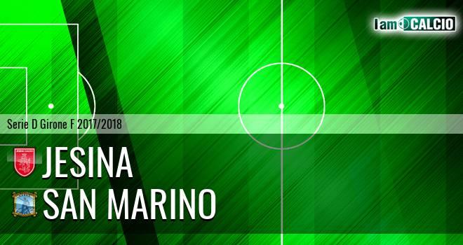 Jesina - San Marino