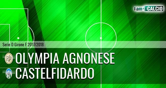 Olympia Agnonese - Castelfidardo