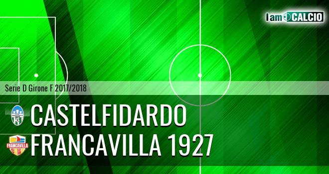 Castelfidardo - Francavilla 1927