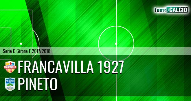 Francavilla 1927 - Pineto