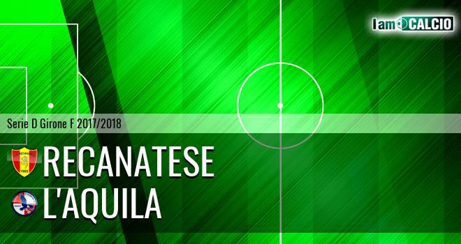 Recanatese - L'Aquila