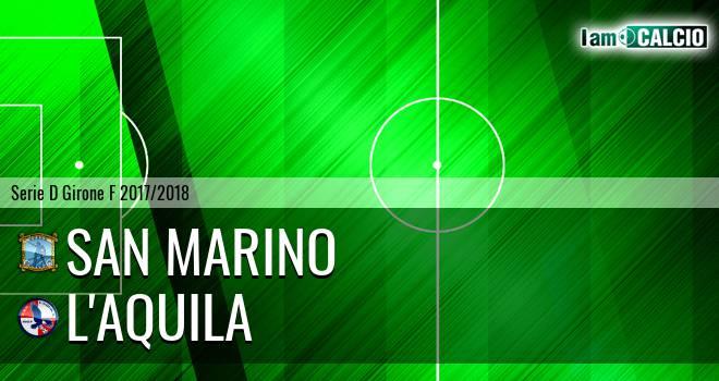 Cattolica Calcio SM - L'Aquila