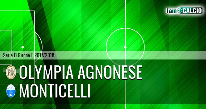Olympia Agnonese - Monticelli