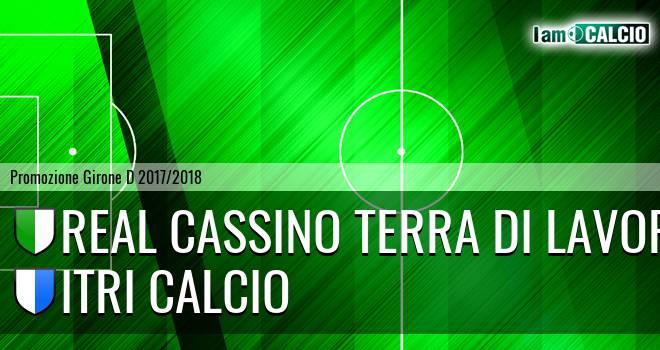 Real Cassino Terra di Lavoro - Itri Calcio