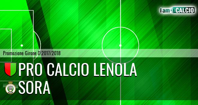 Pro Calcio Lenola - Sora