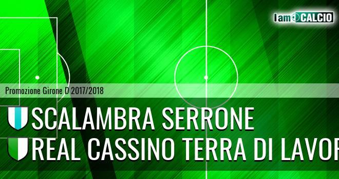 Scalambra Serrone - Real Cassino Terra di Lavoro