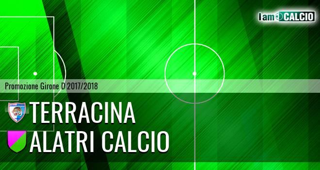 Terracina - Alatri Calcio