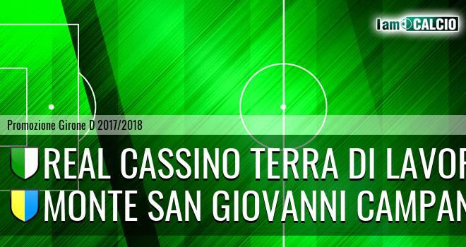 Real Cassino Terra di Lavoro - Monte San Giovanni Campano