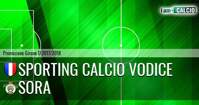Sporting Calcio Vodice - Sora