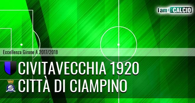Civitavecchia 1920 - Città di Ciampino