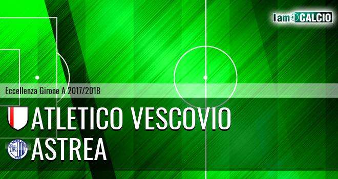 Atletico Vescovio - Astrea