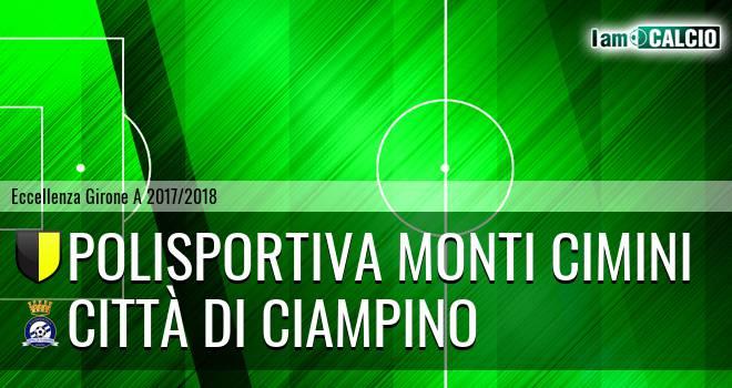 Polisportiva Monti Cimini - Città di Ciampino