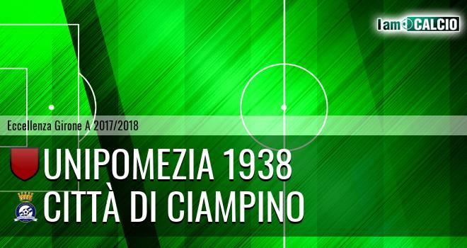 Unipomezia 1938 - Città di Ciampino