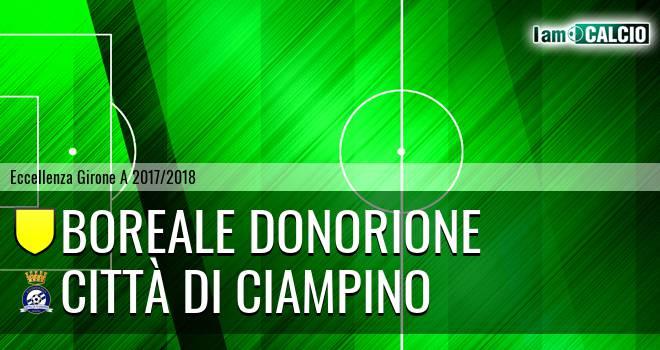 Boreale Donorione - Città di Ciampino