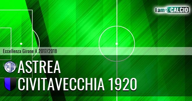 Astrea - Civitavecchia 1920