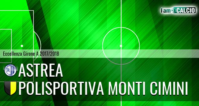 Astrea - Polisportiva Monti Cimini