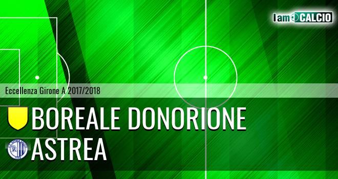 Boreale Donorione - Astrea