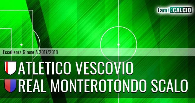 Atletico Vescovio - Real Monterotondo Scalo