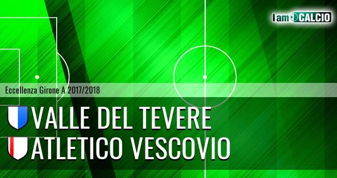 Valle del Tevere - Atletico Vescovio