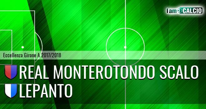 Real Monterotondo Scalo - Lepanto