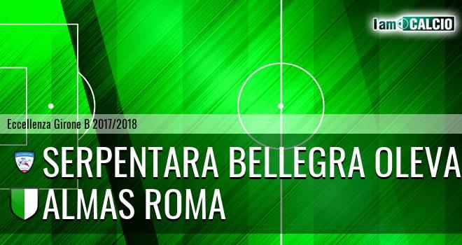 Serpentara Bellegra Olevano - Almas Roma