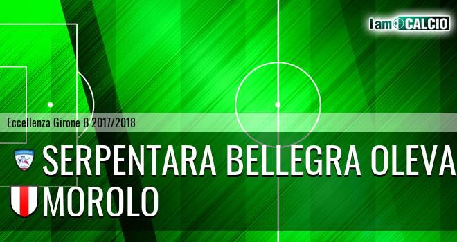 Serpentara Bellegra Olevano - Morolo