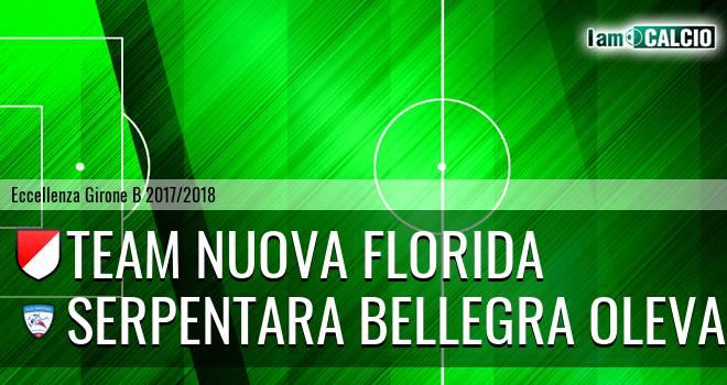 Team Nuova Florida - Serpentara Bellegra Olevano