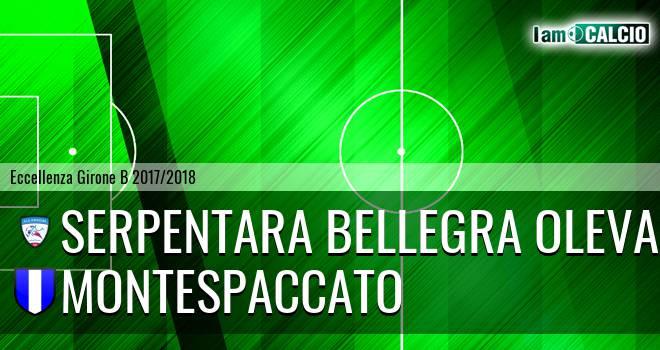 Serpentara Bellegra Olevano - Montespaccato