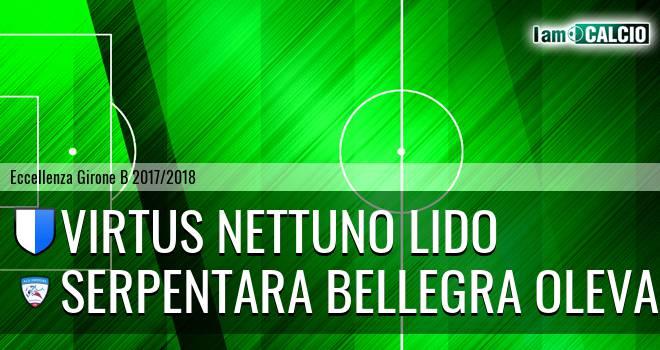 Virtus Nettuno Lido - Serpentara Bellegra Olevano