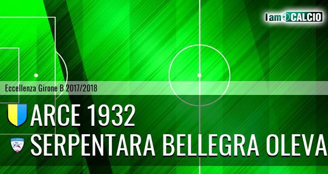 Arce 1932 - Serpentara Bellegra Olevano