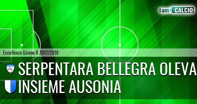Serpentara Bellegra Olevano - Insieme Ausonia
